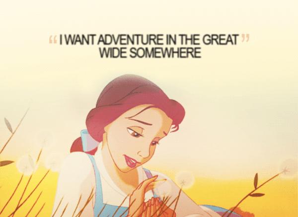 De opkomst van de avontuurlijke Disneyprinses