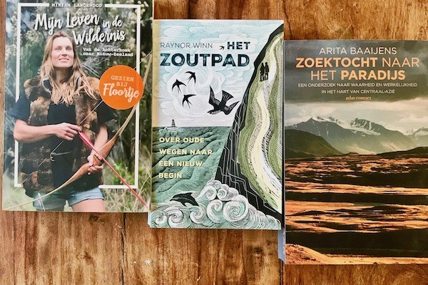 De 7 beste boeken van avontuurlijke vrouwen