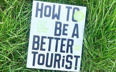 Boek: Hoe word je een betere toerist