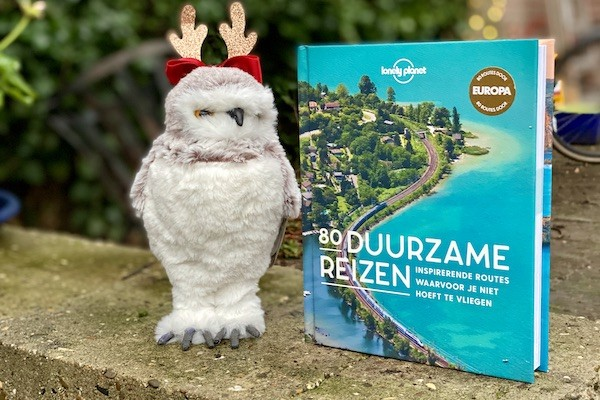 Boek: 80 Duurzame reisroutes in Europa