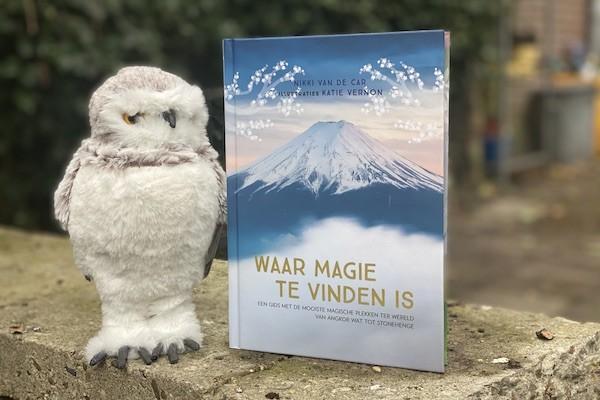 Magische plekken: 'Waar magie te vinden is'
