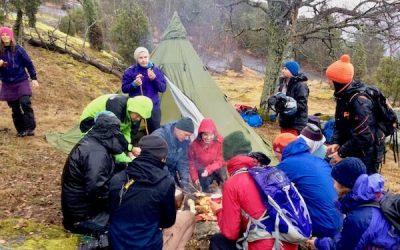 Outdoor workshop 'Friluftsliv' – Scandinavisch buitenluchtleven – vrijdag 26 maart (M/V)