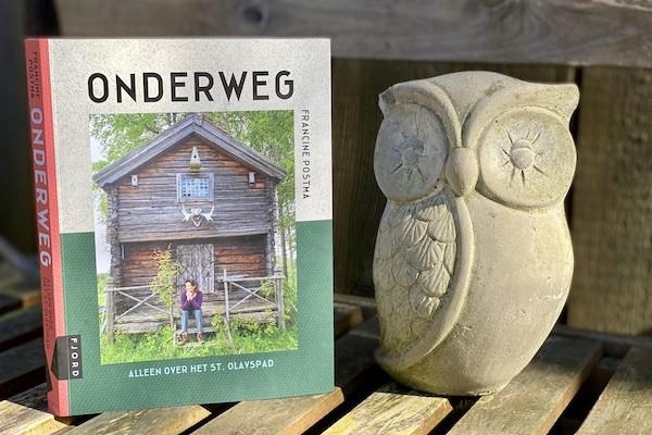 Boek 'Onderweg. Pelgrimage over het Noors-Zweedse St. Olavspad'